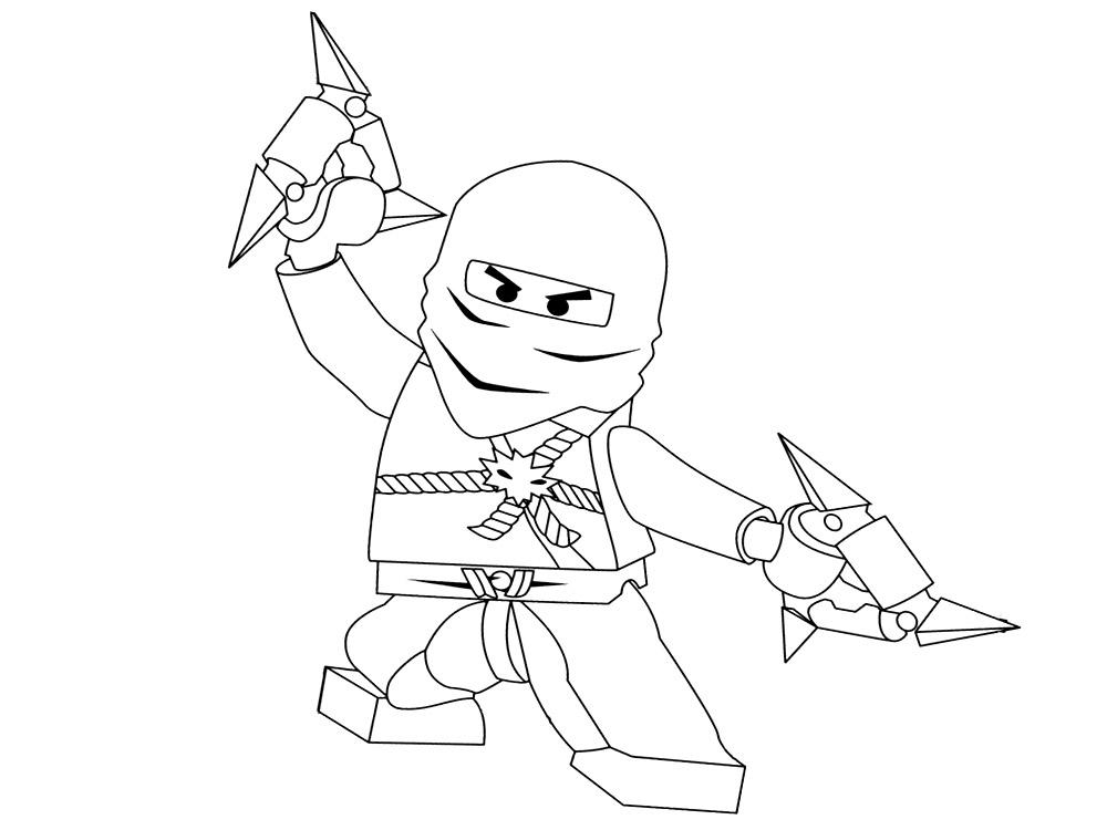 Lujo Tortugas Ninjas Para Colorear Raphael Lego Colección - Dibujos ...