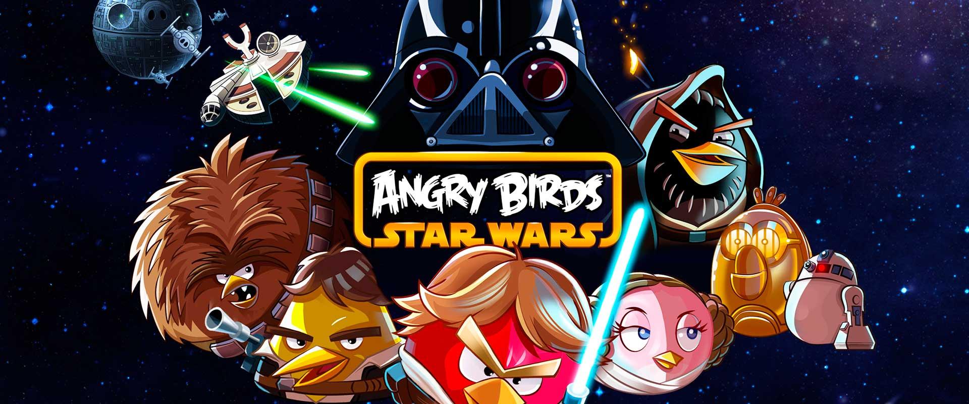 Angry birds star wars, dibujos para colorear