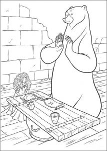 brave coloring pages games kids - photo#25