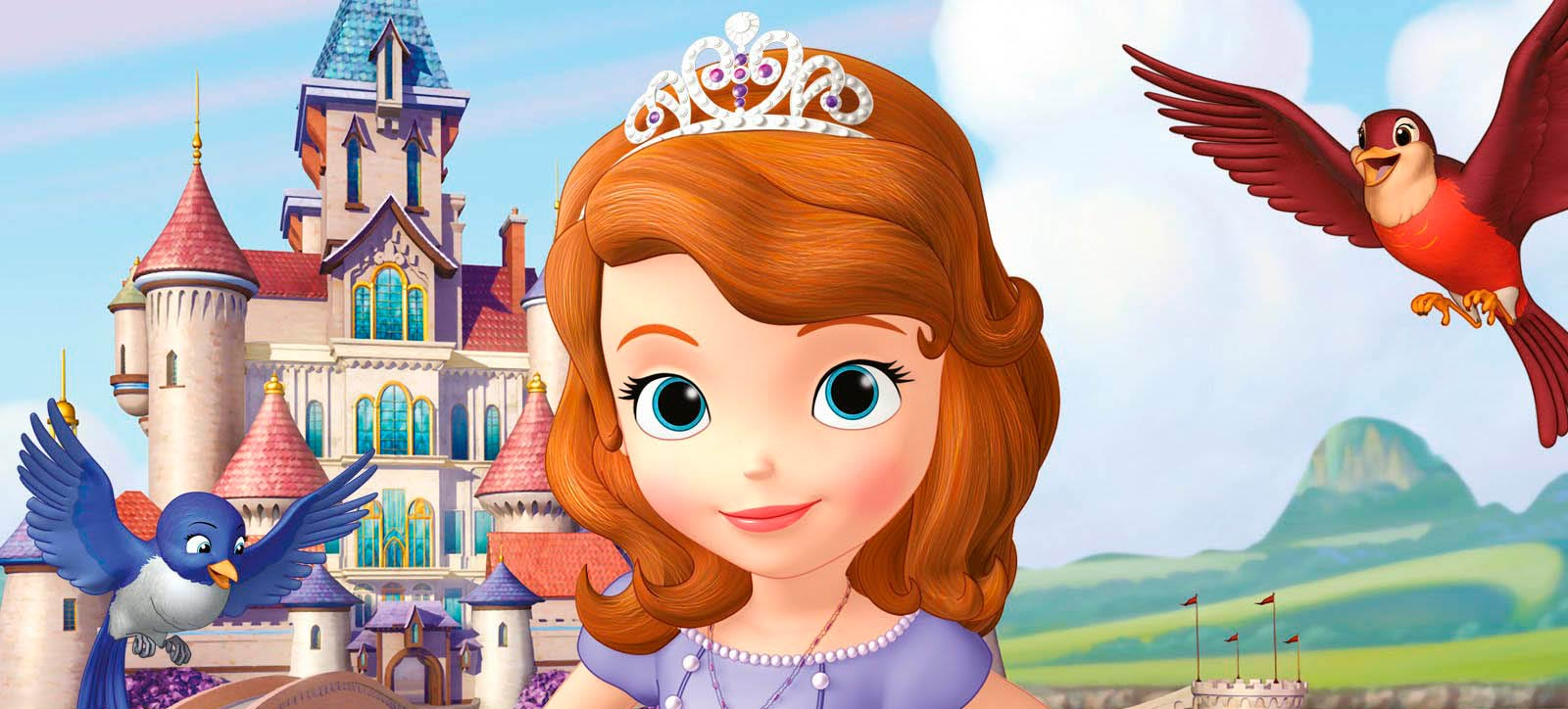 Dibujos De La Princesa Sofia Para Colorear: Princesa Sofia Dibujos Colorear