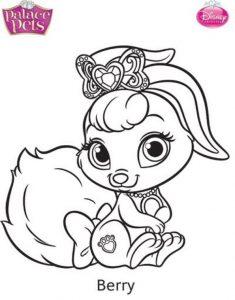 Mascotas De Las Princesa De Disney Dibujos