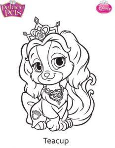 Princesas Disney Para Colorear Colorear Imagenes