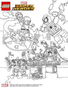 Arriba Dibujos Para Colorear De Los Vengadores Imagenes Para