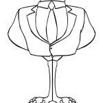 Storks Ciguenas Dibujos Para Colorear