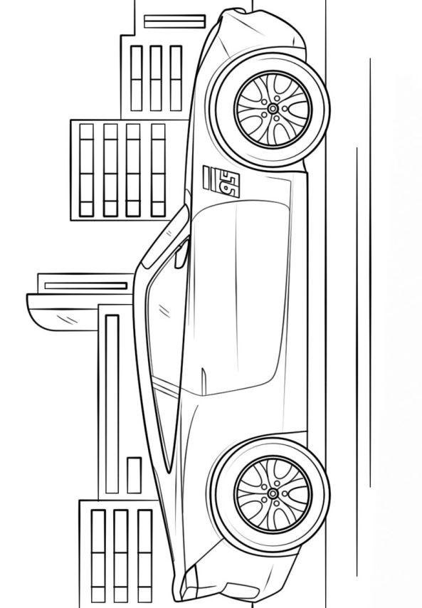 Cars 3 Dibujos Para Colorear Cruz Ramirez Dibujalandia
