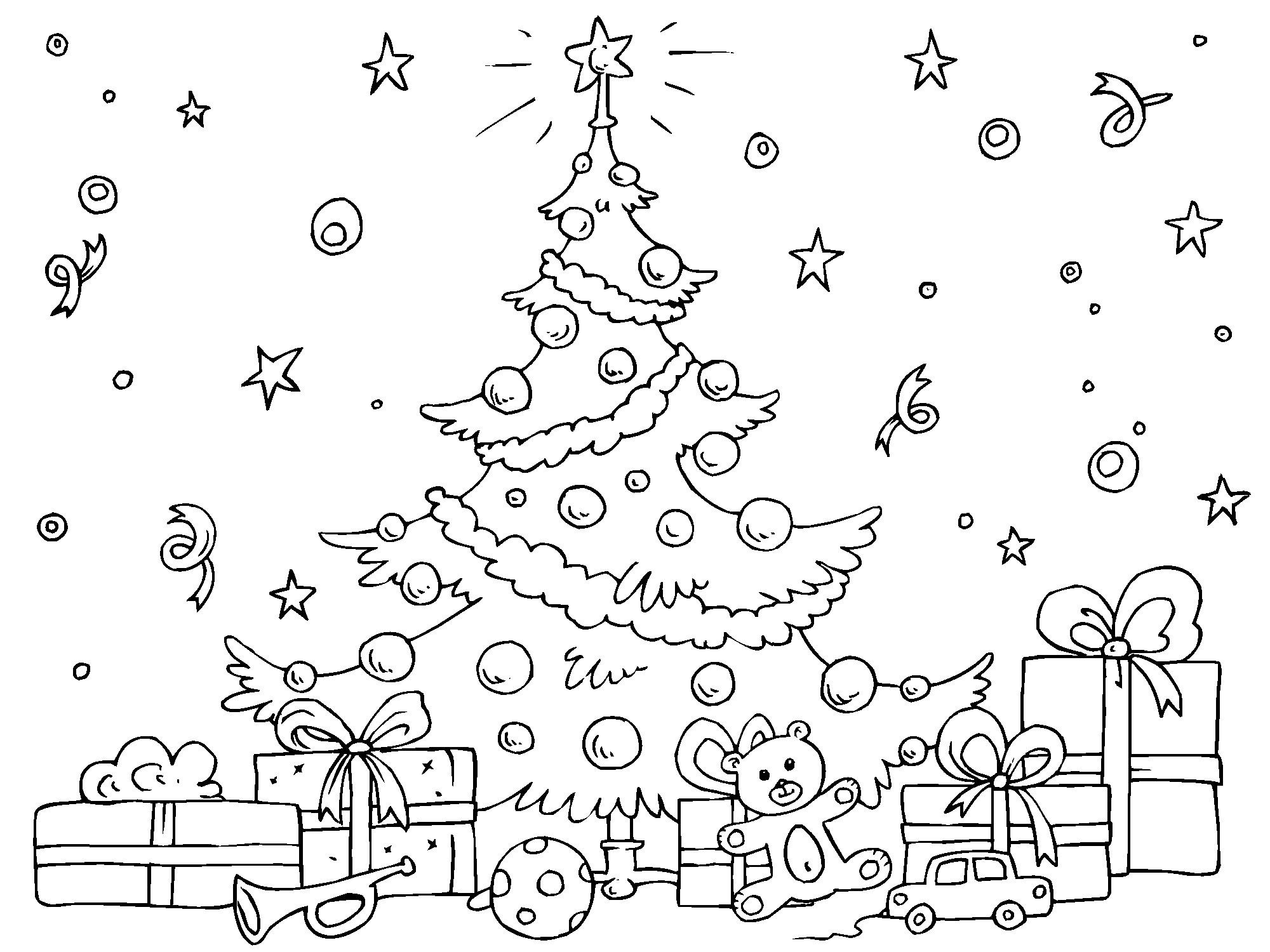 Unique Dibujos De Rboles De Navidad Con Arbol De Navidad