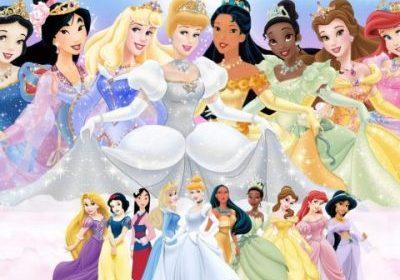 dibujos para colorear de las princesas de disney